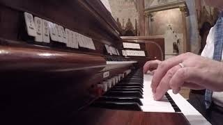 Organ Behind the Scenes - Assisi Performing Arts 2020 Virtual Festival