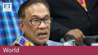 Malaysia's Anwar Ibrahim on Goldman and 1MDB