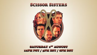 Scissor Sisters - Live At The O2 2007 - HD