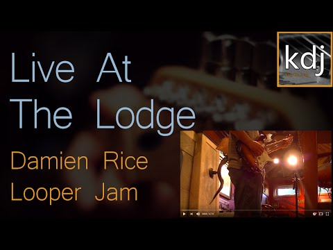 Live At The Lodge - Kley De Jong | Damien Rice Looper Jam