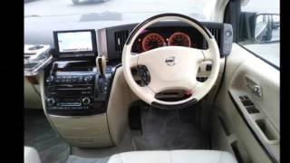 Nissan Elgrands for sale