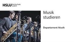 Musik studieren an der Hochschule Luzern