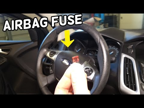 Download How To Remove And Replace Side Airbag Impact Sensor