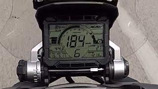 Honda X-ADV top speed 184km/h and Test drive