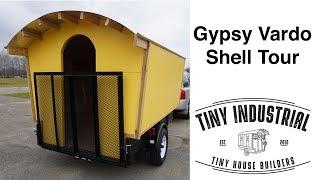 Yellow Gypsy Wagon Tour