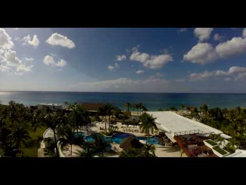 Cozumel Mexico Beautiful GO PRO HERO 3+ 1080p All Day Timelapse