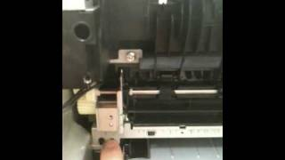 Fuser Replacement For HP LaserJet P3005N Printer