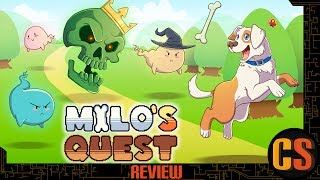 MILO'S QUEST - PS4 REVIEW (Video Game Video Review)