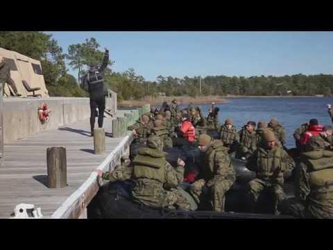 2/8 Marines Conduct Boat Familiarization