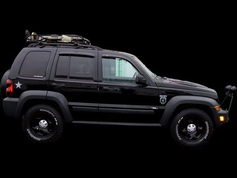 2006 Jeep Liberty 3.7 4x4 Call Of Duty Black Ops Edition