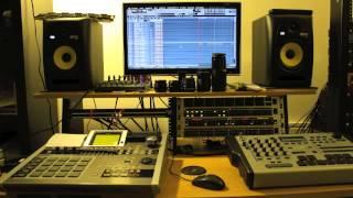 Burn - (Mobb Deep - Remake)  - MV-8000