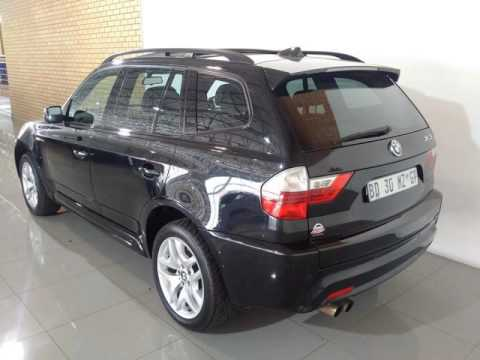 2009 bmw x3 xdrive25i m sport steptronic auto for sale on. Black Bedroom Furniture Sets. Home Design Ideas