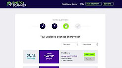 Energy Scanner Business Energy Comparison and Switching