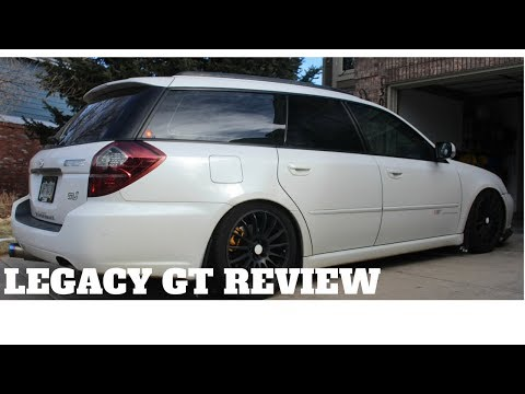 Review of my Subaru Legacy Gt Wagon