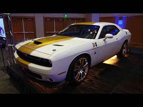 2018 Hurst Heritage Mr. Norm Challenger by GSS at the Twin Cities Auto Show.