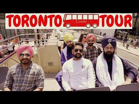 TORONTO City Tour BUS | Toronto Tour #1