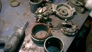 видео Автосервисы - ремонт генераторов в Москве