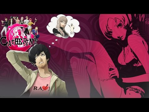 Catherine - All Bosses Hard Mode