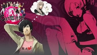 Catherine - All Bosses (Hard Mode)