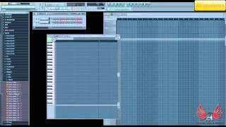 الفيديو 52 FL STUDIO حلقات بطعم الفواكه Z إنشاء G FUNK الصوت, موالفة الرصاص SELBER ERSTELLEN) البرنامج التعليمي(7