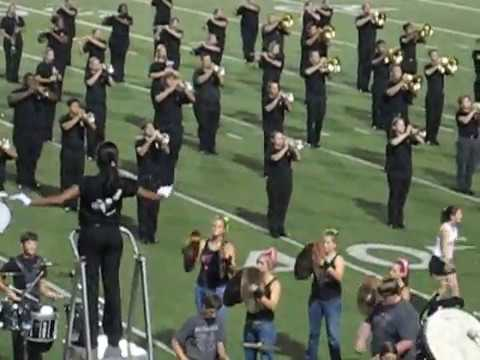 Tyler Junior College Marching Band  Fall 2006