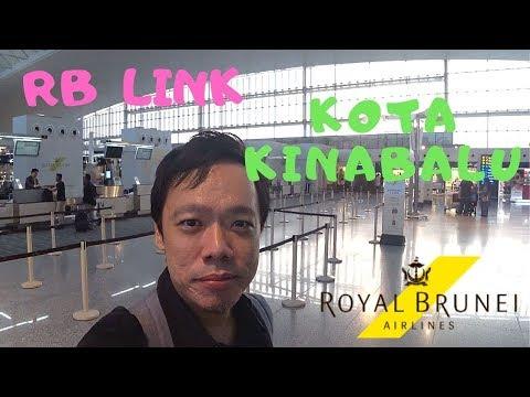#82 RB Link To KOTA KINABALU 🇲🇾 | BRUNEI AIRPORT Transit Hotel