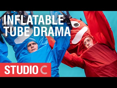Inflatable Tube Drama- Studio C