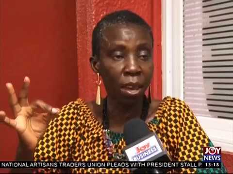 Graduate Employment - The Market Place on Joy News (8-9-17)
