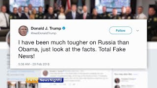 White House Responds to Special Counsel Indictment - ENN 2018-02-20