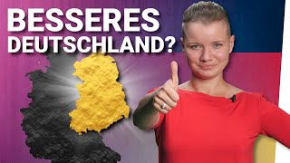 """Franziska Schreiber: """"5 Dinge, die im Osten geiler sind als im Westen!"""""""
