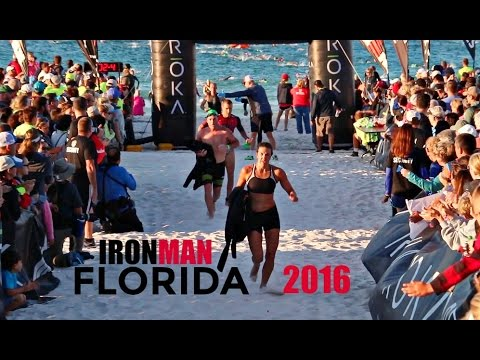 IRONMAN FLORIDA - Panama City Beach 2016