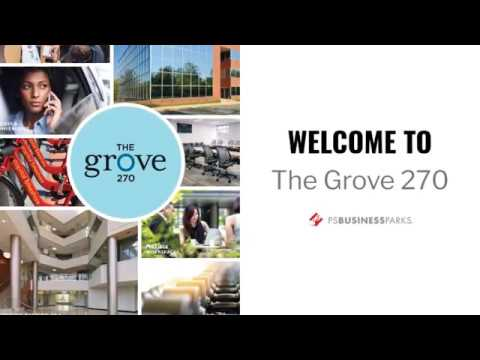 The Grove 270 Business Center in Rockville, MD