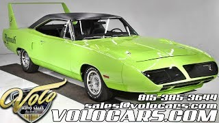1970 Plymouth Superbird for sale at Volo Auto Museum (V18739)