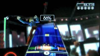 Timmy and the Lords of the Underworld Rock band guitar 100% FC