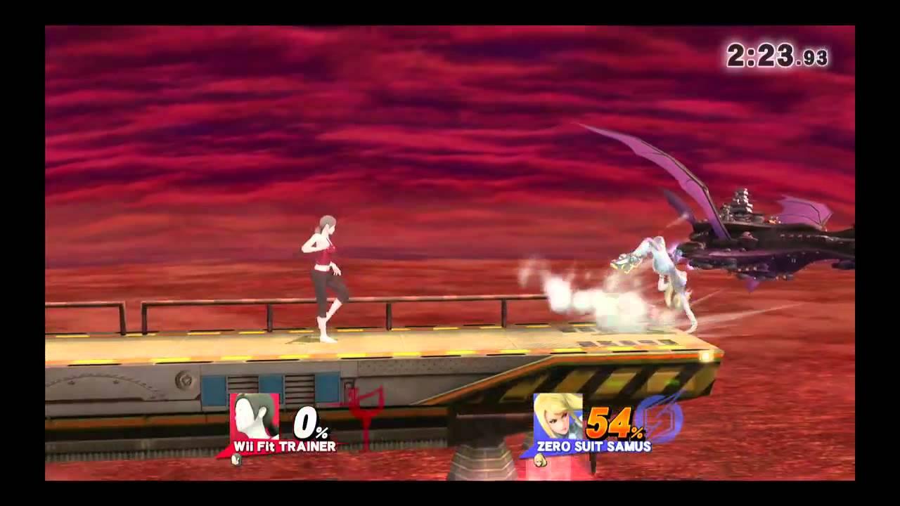 (LuminaireFox) Wii Fit...