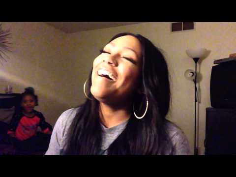 Candis Oakley- Church bells ( All i could do was cry) - Etta James/ Beyonce