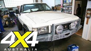 Tonner files: Holden 1 Tonner part 6 | 4X4 Australia
