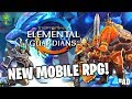 *NEW* EPIC RPG ON MOBILE! - Might & Magic: Elemental Guardians #AD