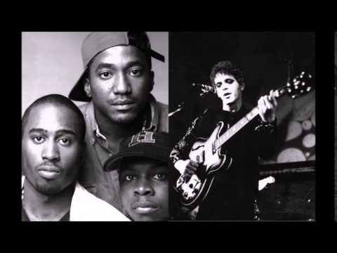 Lou Reed Ft. A Tribe Called Quest - Can I Kick It (Walk on the ...