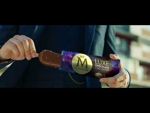 Magnum LUXE Chocolate Cake Batter (15s)