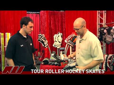 Interview With Tour Hockey On Their New Roller Hockey Skates Part 2