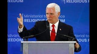VOA连线(张蓉湘):宗教自由部长级会议落幕,美国宣布建立国际宗教自由联盟