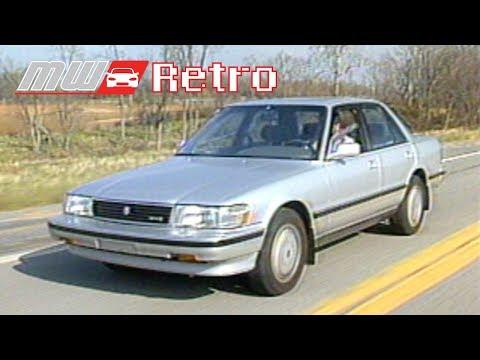 1989 Toyota Cressida | Retro Review