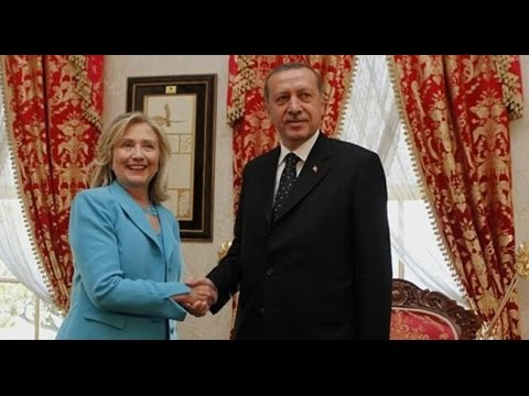 IS TURKEY'S SHOCKING PURGE A PREMONITION OF THINGS TO COME IF HILLARY BECOMES PRESIDENT