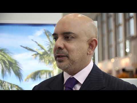 Sanjiv Ramdanee, chief executive, Maradiva Villas Resort & Spa