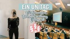 EIN PRODUKTIVER UNITAG - Vorlesungen, Nachbereitung, Unisport. // Miss Aliana (Jura, Universität)