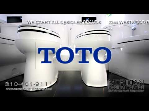 Toto West Los Angeles WLA - Meridian Design Center