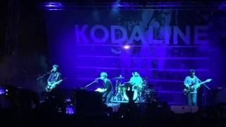 Kodaline - High Hopes  (LIVE @ Scape Playspace)
