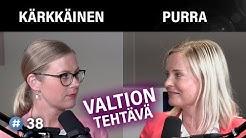 Valtion tärkein tehtävä? (Eeva Kärkkäinen & Riikka Purra) | #puheenaihe 38