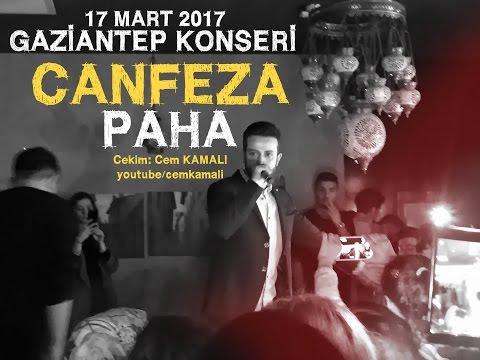 Canfeza - Paha Canlı Performans (Gaziantep Gönül Kahvesi 17 Mart 2017)